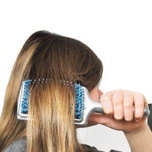 Brosse soufflante brushing