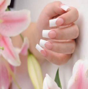 gel uv faux ongles