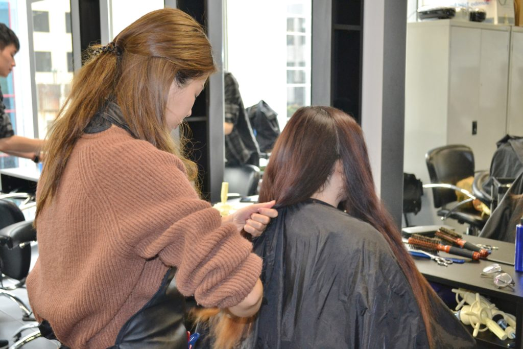 Formation coiffure